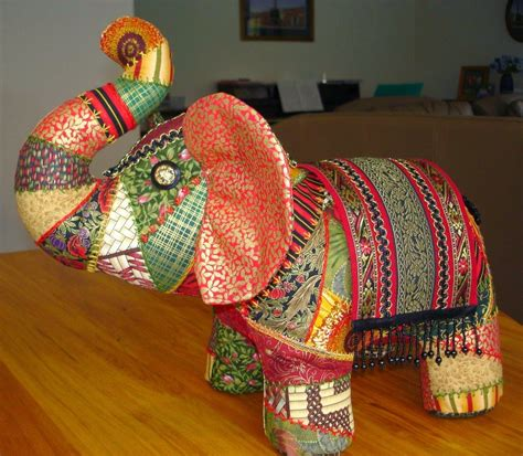 Elephant Patchwork - wendy s quilts and more my patchwork elephant