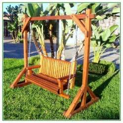 porch swing stand alone porch swing stand alone woodworking projects plans