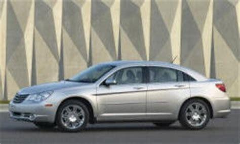 2007 Chrysler Sebring Recalls by 2007 Chrysler Sebring Manufacturer Recalls At Truedelta