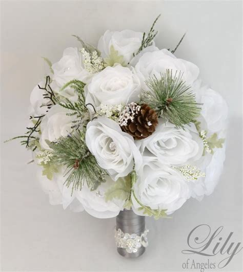 Bridal Flower Packages by Silk Wedding Flower Packages Gift The Wedding