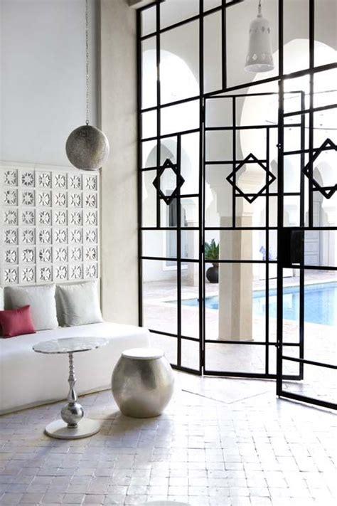 modern moroccan modern moroccan glass house design pinterest