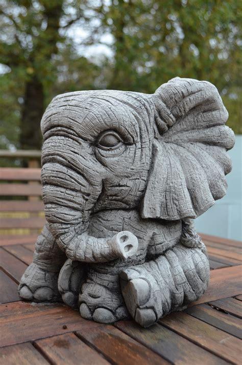 elephant pot planter garden ornaments  onefold