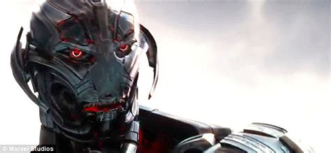 film marvel ultron marvel releases avengers age of ultron trailer one week