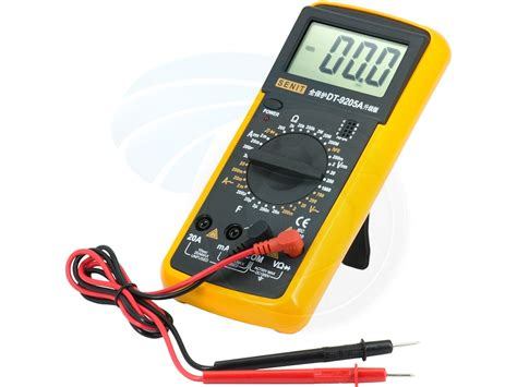Multimeter Multitester Digital Szbj Dt9205a professional digital multitester ammeter voltmeter