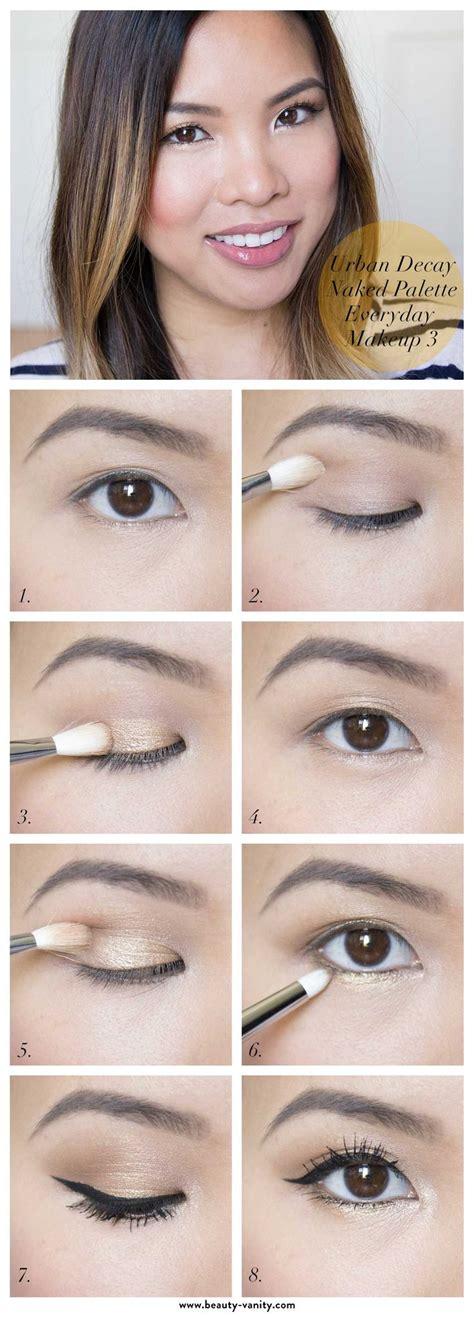Eyeshadow Hooded Tutorial 25 b 228 sta everyday makeup tutorials id 233 erna p 229