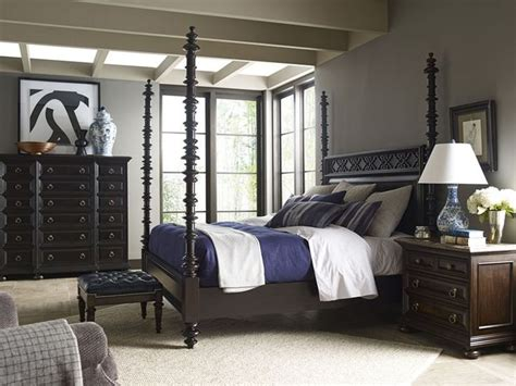 an ernest hemingway bedroom set featuring the lookout farm