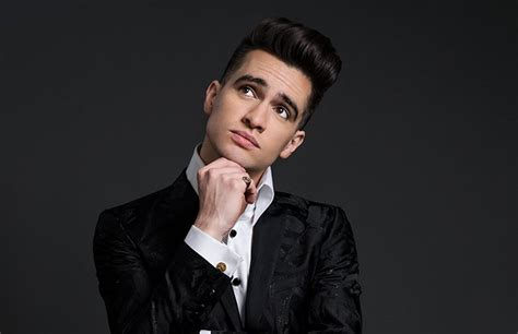 brendon urie brendon urie gives the ultimate insider look at panic at