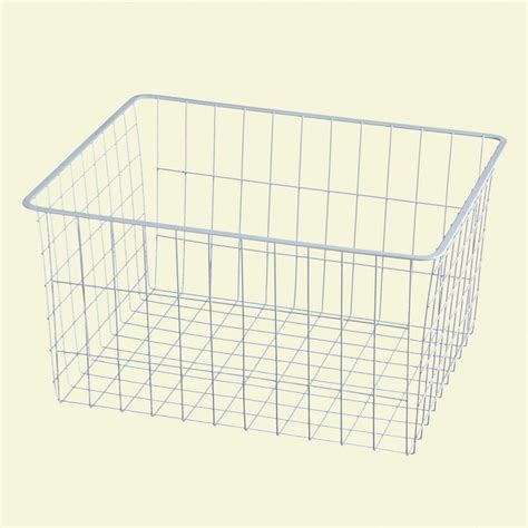 Closetmaid Baskets Closetmaid 21 In X 11 In X 17 In Ventilated Wire Drawer