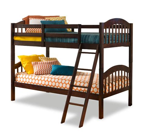 Stork Craft Bunk Beds Stork Craft Horn Bunk Bed Espresso Home Furniture Bedroom Furniture Beds