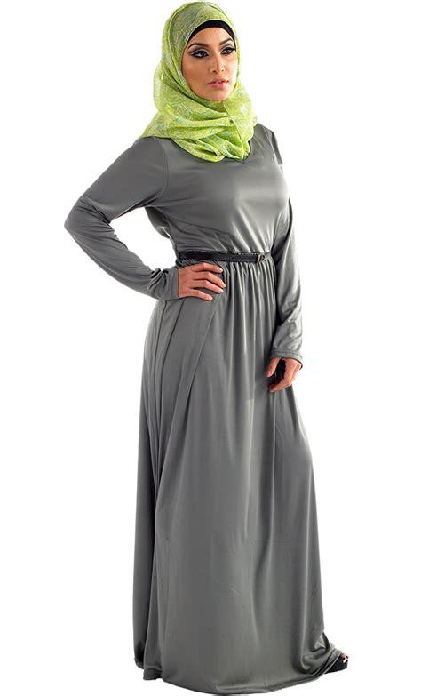 Flaming Dress Muslim Fit To L classic fit knit abaya east essence abaya