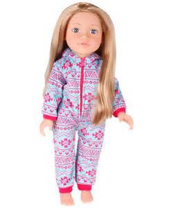 design doll argos buy chad valley designafriend lovely leopard outfit at
