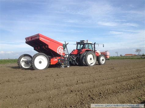 Miedema Potato Planter by Miedema Structural Ms4000 Afgeleverd