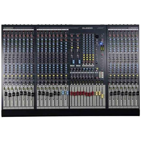 Harga Mixer Yamaha 32 Channel jual allen and heath gl2800 832 harga murah primanada