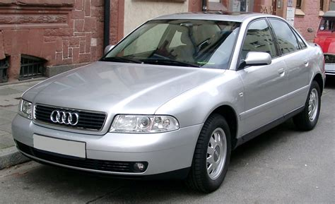 Audi A4 Front by File Audi A4 Front 20080326 Jpg Wikimedia Commons