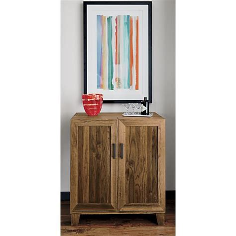crate and barrel bathroom storage marin natural bar cabinet dining rooms storage crates