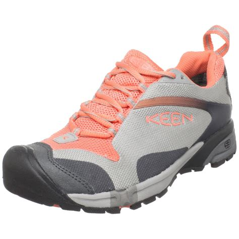 waterproof trail running shoes womens keen womens tryon waterproof trail running shoe in pink