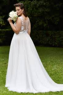 wedding dresses plus size plus size wedding dresses popsugar fashion