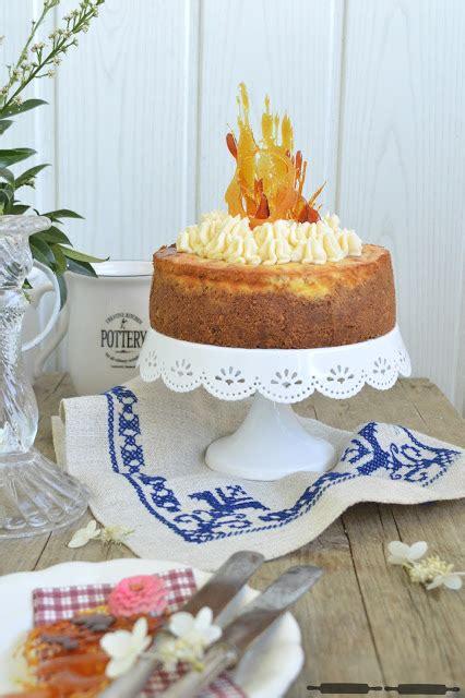 kuchen mit butterkeksboden butterkeks cheesecake mit karamell sahne topping