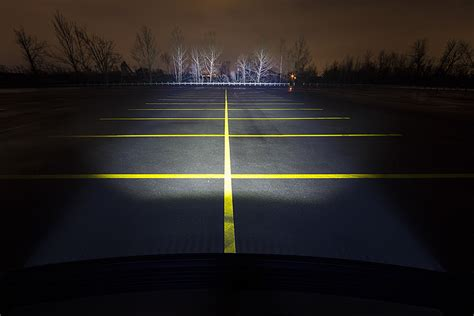 Road Led Light by 50 Quot Road Curved Led Light Bar 288w 23 040 Lumens