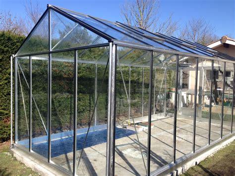 serre horticole en verre d occasion serre en verre photo d une serre euro maxi