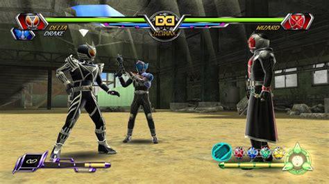 Rmc Kamen Rider 2 Pcs kamen rider chou climax heroes jpn psp iso kecoaks