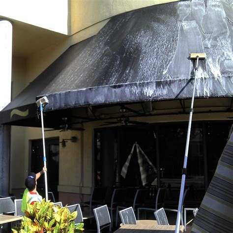 awning cleaning business awning cleaning shade cleaning walker services