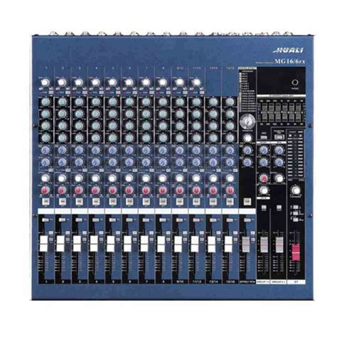 Mixer Yamaha China china audio mixer yamaha mg16 6fx china audio mixers mixers