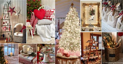 16 adorable cozy cottage new year decoration ideas that