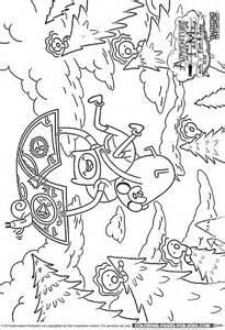 adventure coloring kids finn jake