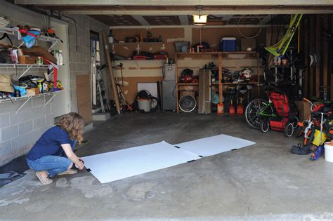 Garage Setup by How To Set Up A Garage Photo Studio In 7 Easy Steps