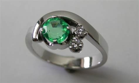 emerald and dress ring michael s