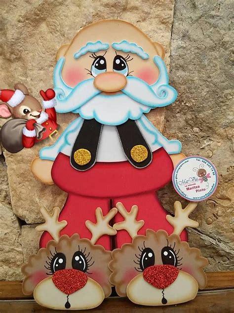 imagenes bonitas de navidad en foami mejores 385 im 225 genes de fommy navidad en pinterest