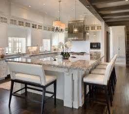 beautiful kitchens with islands best 25 kitchen island seating ideas on