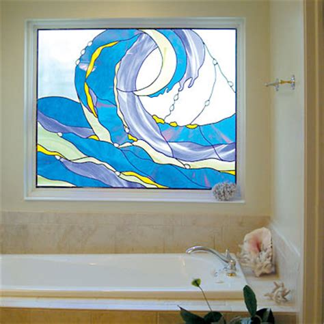Sandblasting Kitchen Cabinet Doors by Stained Glass Art Film Gallery