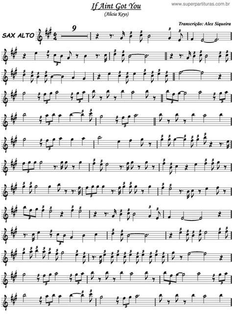 Super Partituras - Partituras de músicas para Saxofone