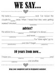 wedding mad libs template 14 free and printable wedding mad libs wedding