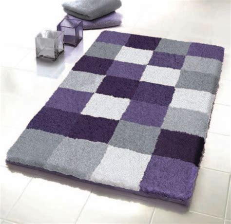 purple and grey bathroom sets bath mats rugs http modtopiastudio com choosing the