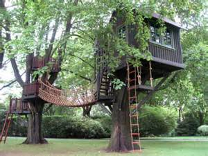 backyard tree house kits must see eco friendly outdoor play spaces