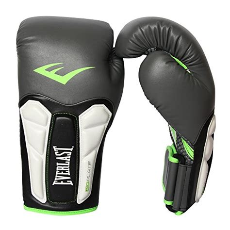 Everlast Prime Boxing Gloves everlast prime boxing gloves pair grey 16 ounce sporting goods combat sports