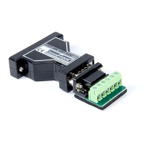 25 pin rs232 to rs485 / rs422 converter (industrial / port