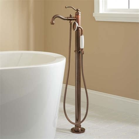 bathtub faucet with shower attachment faucet for clawfoot tub with shower attachment bathtub
