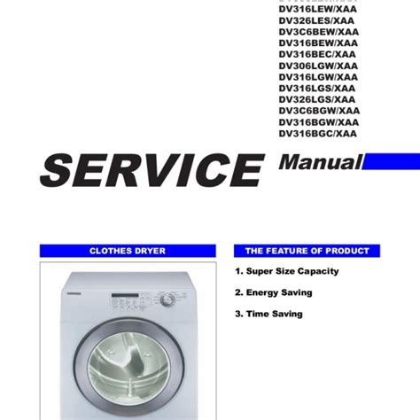 Hair Dryer Service Manual step right up appliance service manuals