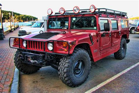 how much does a hummer h1 cost