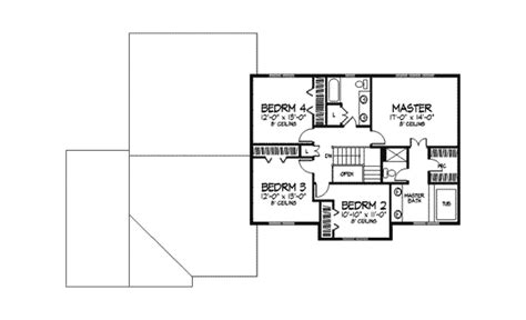 wieland crest tudor home plan 091d 0261 house plans and more