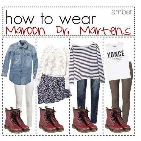 Dr Martens Low Maroon Unisex best 25 dr martens 1461 ideas on martens dr