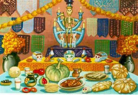 imagenes animadas de ofrendas de dia de muertos d 237 a de muertos vs halloween 191 que prefieren los mexicanos