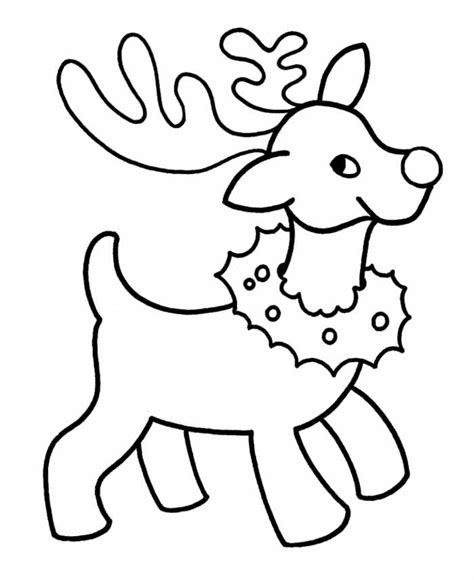 Coloring Pages For Kindergarten Christmas | christmas coloring pages for preschoolers az coloring pages