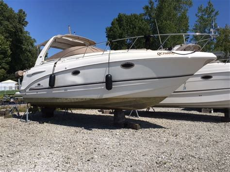 chaparral boats dealers quebec chaparral 29 signature 290 2006 used boat for sale in