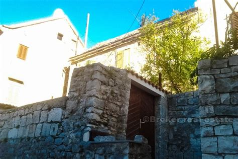house renovation for sale croatia brac old mediterranean house for renovation for