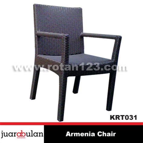 Gambar Dan Kursi Rotan Sintetis harga jual armenia chair kursi rotan sintetis model gambar
